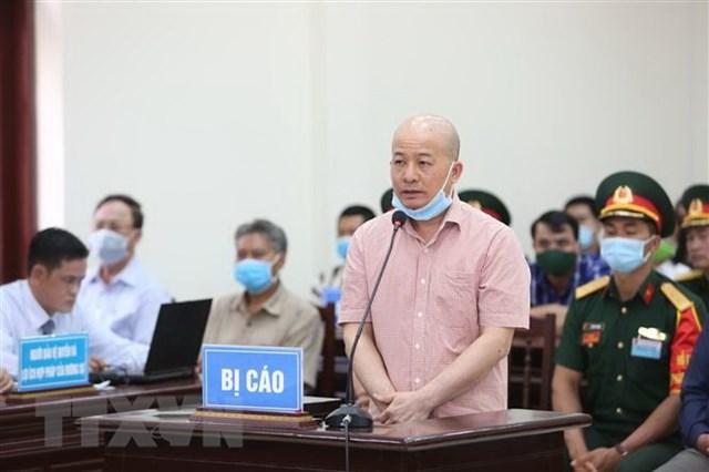 Xét xử sơ thẩm vụ án Đinh Ngọc Hệ, Nguyễn Văn Hiến và đồng phạm
