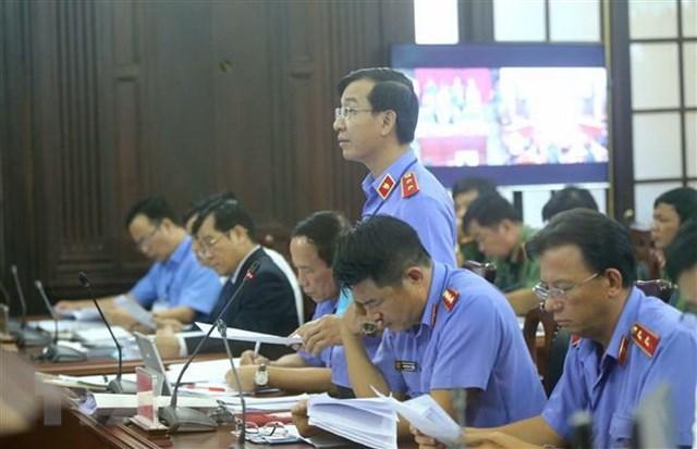 Xét xử giám đốc thẩm vụ án Hồ Duy Hải: Lý giải về vật chứng cái thớt - 1