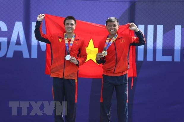 Bảng tổng sắp huy chương SEA Games 30: Việt Nam mất vị trí thứ 2 - 1
