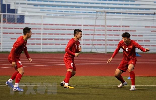 SEA Games 30: U22 Việt Nam thắng U22 Lào 6-1 - 3