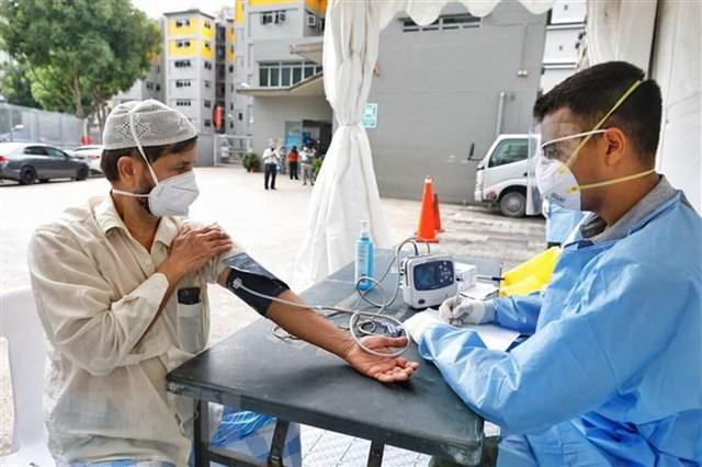Singapore ghi nhận số ca nhiễm mới SARS-CoV-2 cao kỷ lục