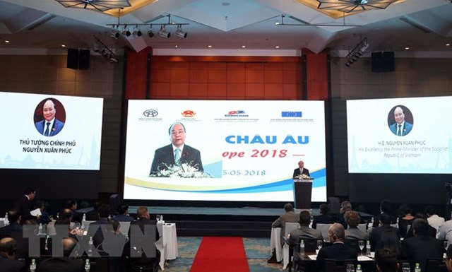 Thủ tướng: Việt Nam-EU trước vận hội lớn để nâng tầm quan hệ - 1