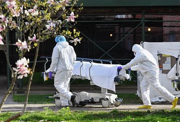 Số ca nhiễm Covid-19 trên toàn thế giới vượt quá 5 triệu người