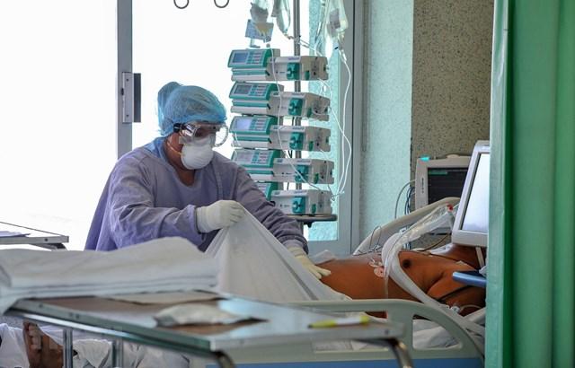 'Ván cược' chống dịch bệnh Covid-19 khó đoán của Mexico