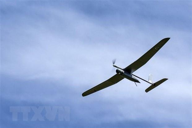 Bộ Nội vụ Mỹ cấm dùng máy bay không người lái do Trung Quốc chế tạo