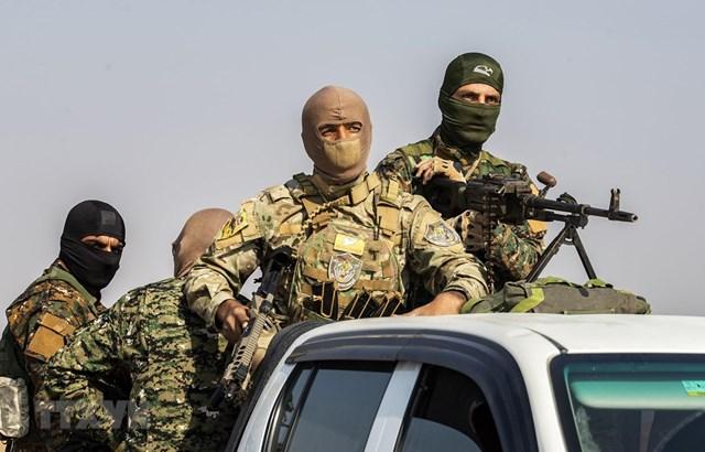 Nga: Lực lượng người Kurd hoàn tất việc rút khỏi Đông Bắc Syria