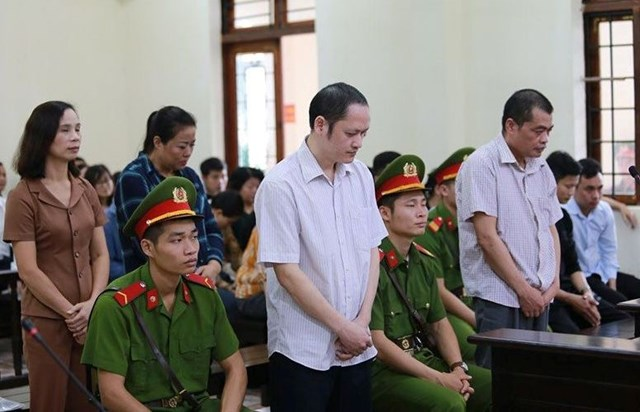Vụ gian lận điểm thi ở Hà Giang: Mức án cao nhất 8 năm tù