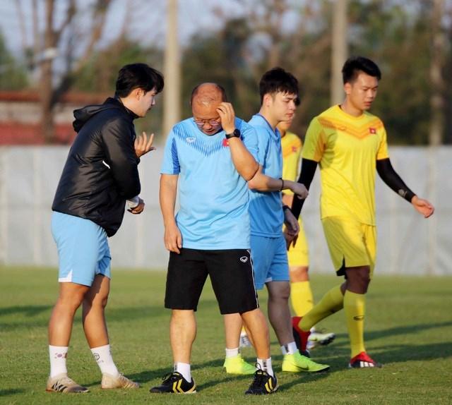 U23 Việt Nam - U23 UAE: Thắng để giải toả sức ép tâm lý - 1