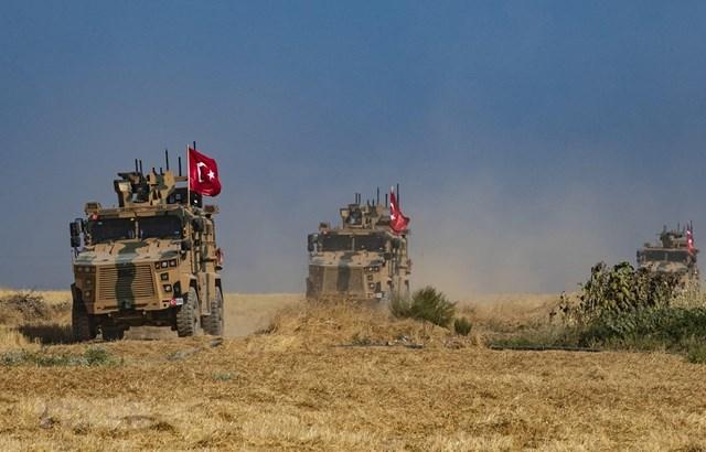 Nóng bỏng chiến sự biên giới Syria - Iraq