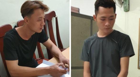 Cướp ngân hàng tại Quảng Nam bị Công an Quảng Ngãi bắt giữ