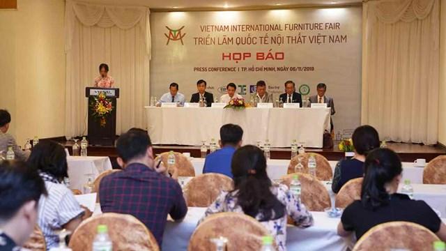 100 doanh nghiệp tham gia Triển lãm nội thất quốc tế Việt Nam