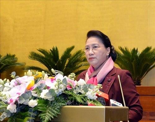 Văn phòng Quốc hội triển khai nhiệm vụ công tác năm 2020