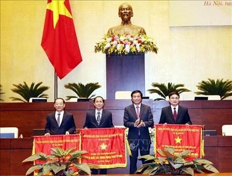 Văn phòng Quốc hội triển khai nhiệm vụ công tác năm 2020 - 1