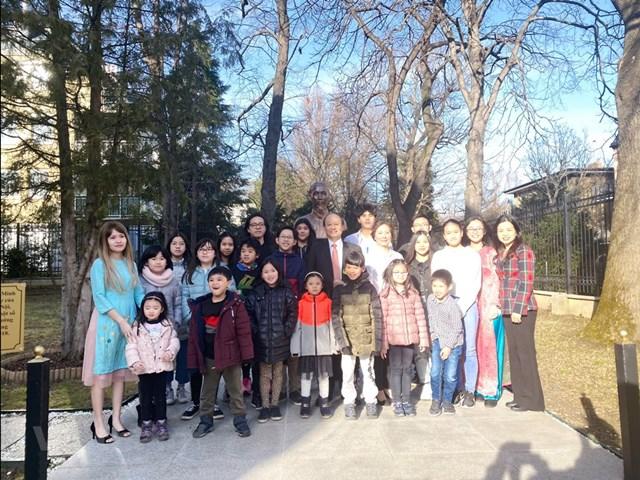 Lan tỏa phong trào học tiếng Việt trong cộng đồng Việt Nam tại Áo