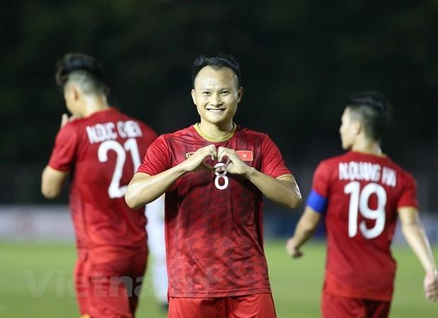 SEA Games 30: U22 Việt Nam thắng U22 Lào 6-1 - 1