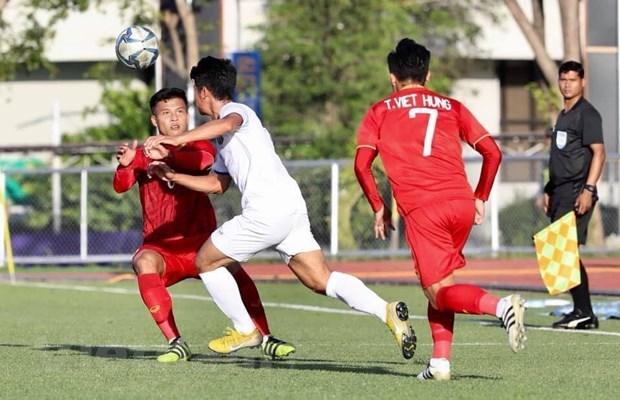 SEA Games 30: U22 Việt Nam thắng U22 Lào 6-1 - 2