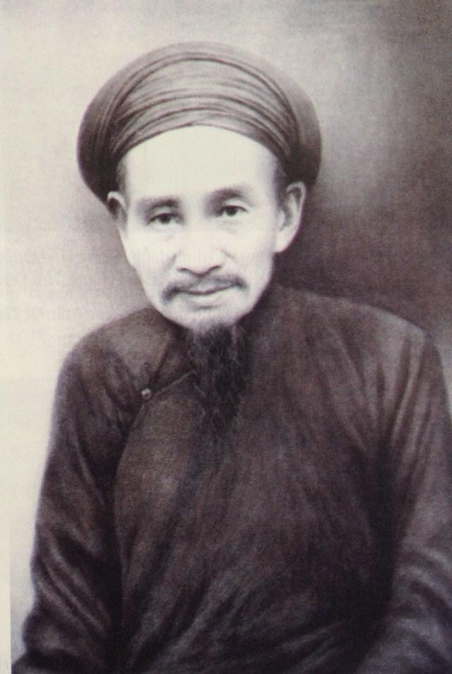 Tiến sĩ Vũ Tông Phan: Người sáng lập hội hướng thiện đền Ngọc Sơn
