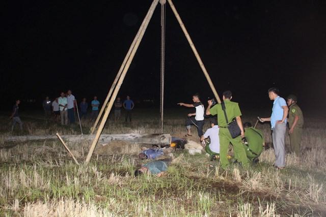 Vụ 4 người chết do điện giật: Khởi tố Phó Giám đốc Công ty Điện lực Hà Tĩnh