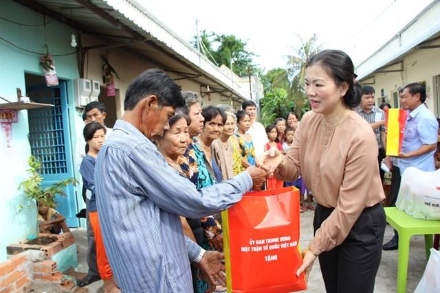 Kết quả xây dựng nông thôn mới phải được người dân hài lòng - 3