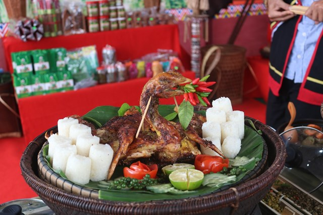 [ẢNH] Khám phá ẩm thực đặc sắc của đồng bào các dân tộc miền Trung - 1