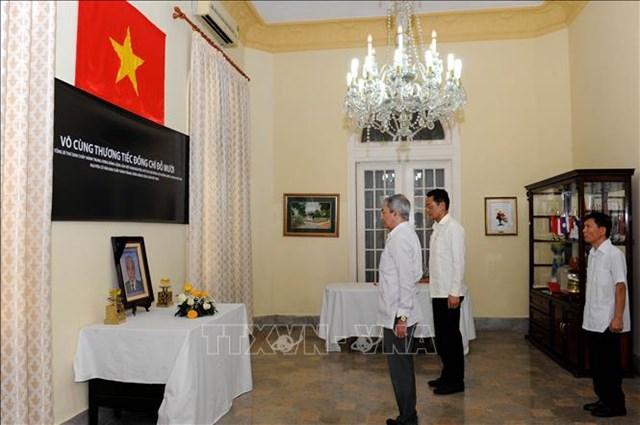 Các nước chia buồn với Đảng, Nhà nước và nhân dân Việt Nam - 4