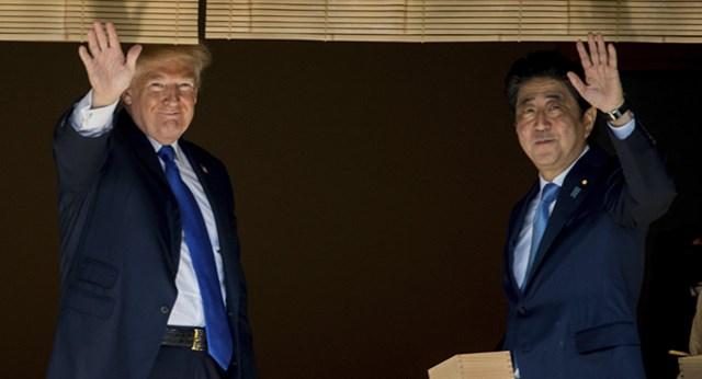 Tổng thống Trump sẽ có chuyến thăm Nhật Bản vào ngày 25-28/5