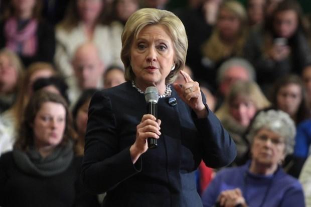 Bà Hillary Clinton chỉ trích chính quyền Tổng thống Donald Trump