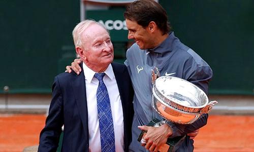 Nadal lần thứ 12 vô địch Roland Garros - 1