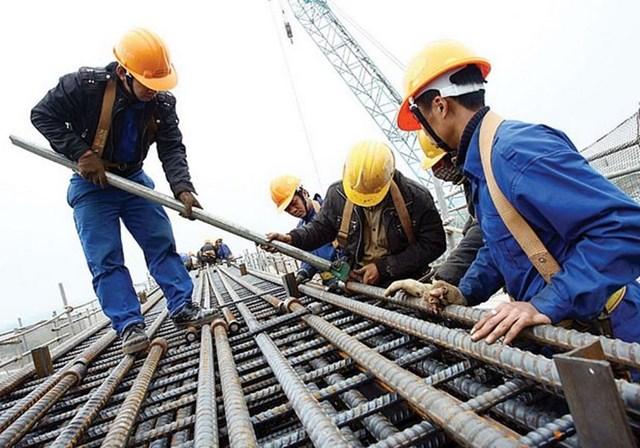 Gần 60% DN xây dựng lạc quan về hoạt động kinh doanh