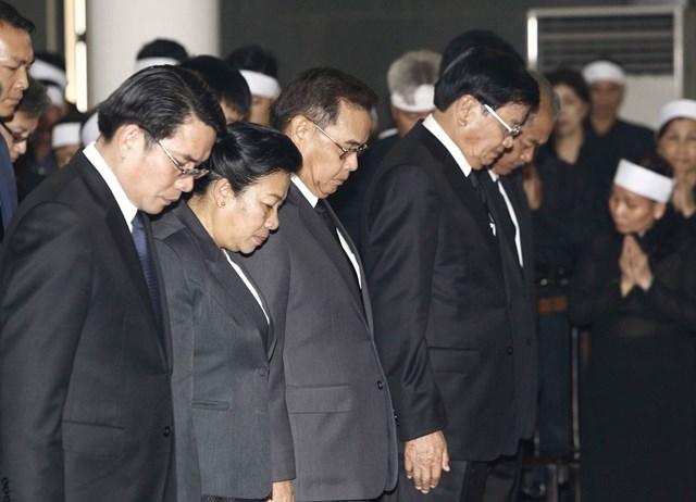 Các nước chia buồn với Đảng, Nhà nước và nhân dân Việt Nam