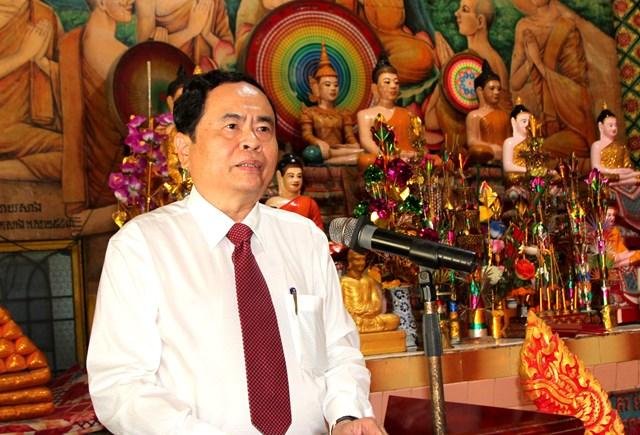 Lựa chọn những cá nhân người Khmer tiêu biểu tham gia Mặt trận các cấp
