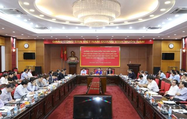 Nhanh chóng đưa Thái Bình hoàn thành mục tiêu xây dựng nông thôn mới - 3