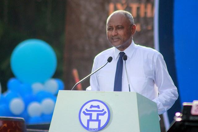 Thủ đô nghìn năm văn hiến tự hào với danh hiệu 'Thành phố vì hòa bình' - 2