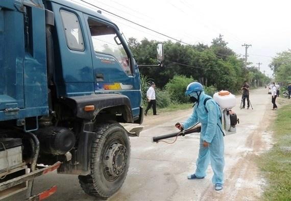 Xuất hiện 2 ổ dịch tả châu Phi ở Quảng Nam
