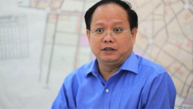 Ông Tất Thành Cang bị cách chức Ủy viên Trung ương Đảng khoá XII