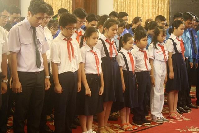 Lễ viếng nguyên Tổng Bí thư Đỗ Mười tại Hội trường Thống Nhất - 2