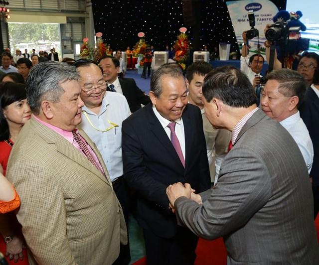Phó Thủ tướng Thường trực dự Lễ khánh thành nhà máy Tanifood ở Tây Ninh - 2