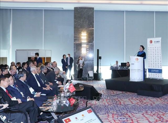 Việt Nam chào đón các DN Thổ Nhĩ Kỳ đến hợp tác, đầu tư kinh doanh