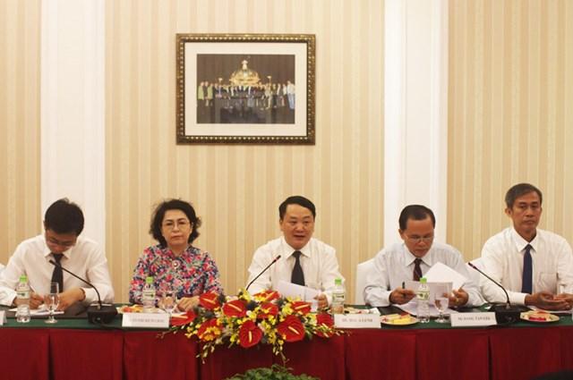 Tô thắm tình hữu nghị Việt Nam - Campuchia