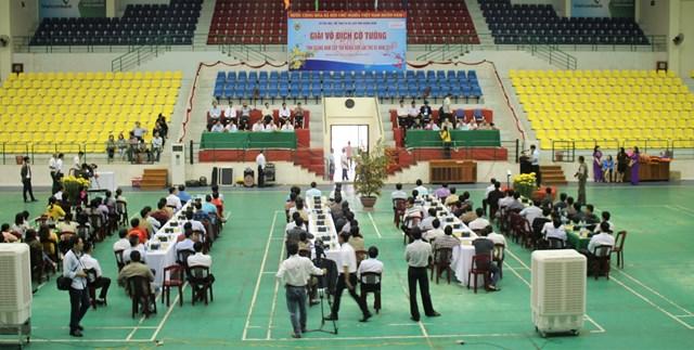 Quảng Nam: Khai mạc giải cờ tướng cấp tỉnh lần thứ 7