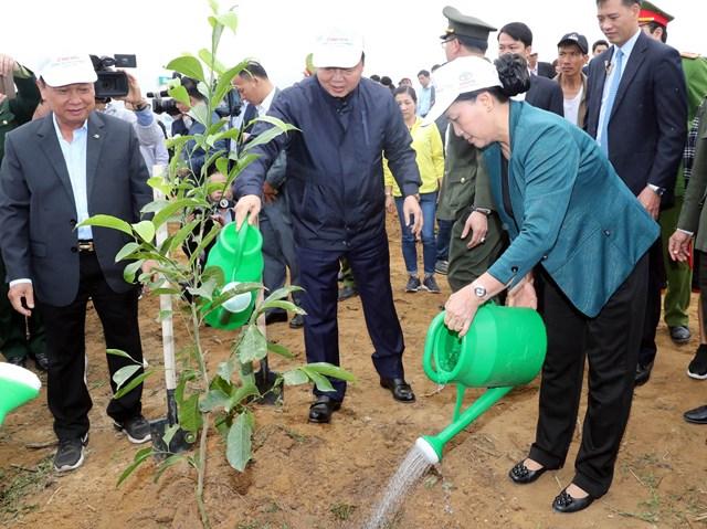 Bảo vệ môi trường là đầu tư cho phát triển