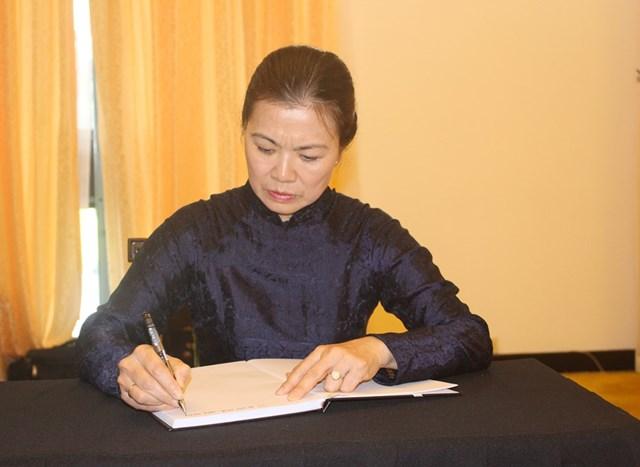 Lễ viếng Chủ tịch nước Trần Đại Quang - 21