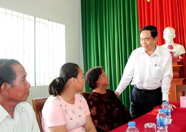 Lựa chọn những cá nhân người Khmer tiêu biểu tham gia Mặt trận các cấp - 9