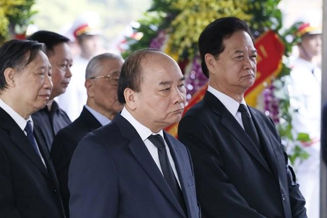 Tổ chức trọng thể lễ viếng nguyên Tổng Bí thư Đỗ Mười - 12
