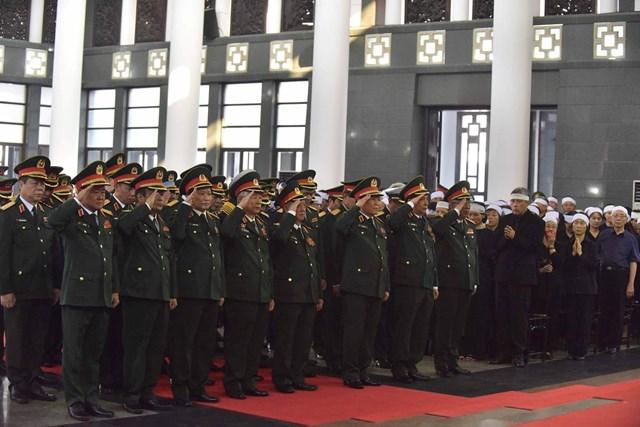 Tổ chức trọng thể lễ viếng nguyên Tổng Bí thư Đỗ Mười - 23