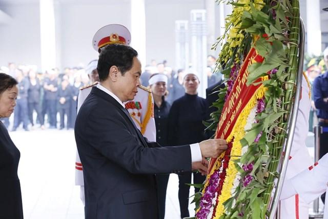 Tổ chức trọng thể lễ viếng nguyên Tổng Bí thư Đỗ Mười - 20