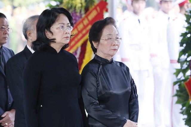 Tổ chức trọng thể lễ viếng nguyên Tổng Bí thư Đỗ Mười - 9