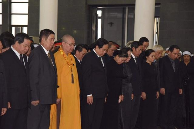 Tổ chức trọng thể lễ viếng nguyên Tổng Bí thư Đỗ Mười - 21