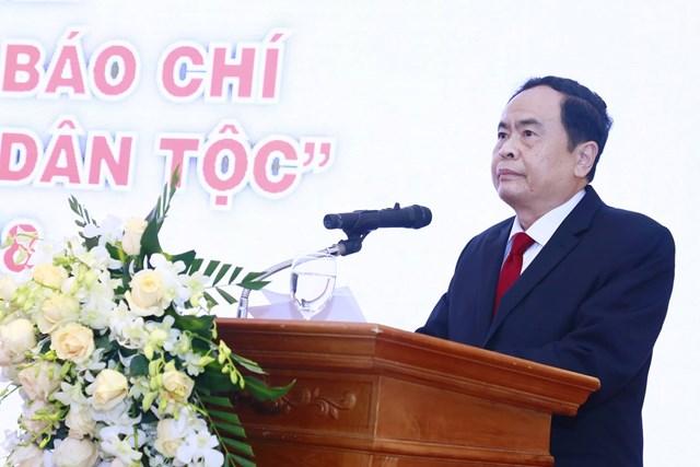 Báo chí góp phần củng cố niềm tin của nhân dân với Đảng, Nhà nước