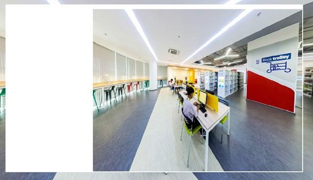 Trường Đại học Tôn Đức Thắng: Kết nối với 9.000 thư viện tốt nhất thế giới - 1